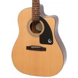 Guitarra Acustica EPIPHONE AJ-100CE Natural Foto: C:QuerryFotos WebGuitarra Acustica EPIPHONE AJ-100CE Natural
