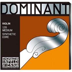 Cuerdas Violin THOMASTIK Dominant Violin 135 Medium 4/4 Foto: C:QuerryFotos WebJuego THOMASTIK Dominant Violin 135 Medium 4-4