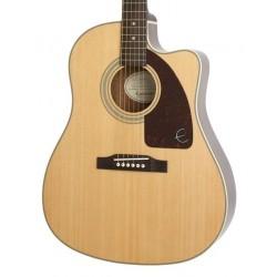 Guitarra Acustica EPIPHONE AJ-210CE Natural Foto: C:QuerryFotos WebGuitarra Acustica EPIPHONE AJ-210CE Natural
