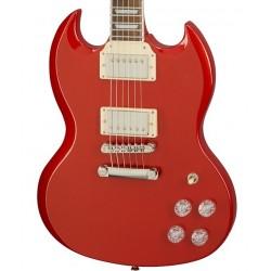 Guitarra Electrica EPIPHONE SG Muse Scarlet Red Metallic Foto: C:QuerryFotos WebGuitarra Electrica EPIPHONE SG Muse Scarlet Red
