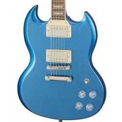 Guitarra Electrica EPIPHONE SG Muse Radio Blue Metallic Foto: C:QuerryFotos WebGuitarra Electrica EPIPHONE SG Muse Radio Blue Me