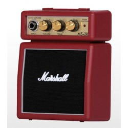 Amplificador MARSHALL Mini MS-2R Foto: C:QuerryFotos WebAmplificador MARSHALL Mini MS-2R-4