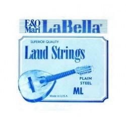 Cuerda Laud LA BELLA ML-455 5ª (Par) Foto: C:QuerryFotos WebCuerda Laud LA BELLA ML-455 5ª (Par)
