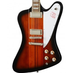 Guitarra Electrica EPIPHONE Firebird Vintage Sunburst Foto: C:QuerryFotos WebGuitarra Electrica EPIPHONE Firebird Vintage Sunbur