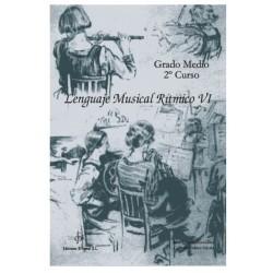 Lenguaje Musical Ritmico VI - Ediciones Si Bemol Foto: C:QuerryFotos WebLenguaje Musical Ritmico VI - Ediciones Si Bemol