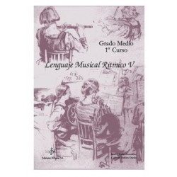Lenguaje Musical Ritmico V - Ediciones Si Bemol Foto: C:QuerryFotos WebLenguaje Musical Ritmico V - Ediciones Si Bemol