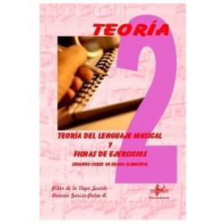 Teoria del Lenguaje Musical y Fichas de Ejercicios (Curso 2º) - Ediciones Si Bemol Foto: C:QuerryFotos WebTeoria del Lenguaje Mu
