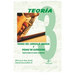 Teoria del Lenguaje Musical y Fichas de Ejercicios (Curso 3º) - Ediciones Si Bemol Foto: C:QuerryFotos WebTeoria del Lenguaje Mu