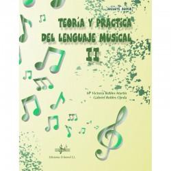 Teoria y Practica del Lenguaje Musical II (audio en APP) - Ediciones Si Bemol Foto: C:QuerryFotos WebTeoria y Practica del Lengu