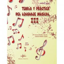 Teoria y Practica del Lenguaje Musical III (audio en APP) - Ediciones Si Bemol Foto: C:QuerryFotos WebTeoria y Practica del Leng
