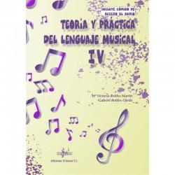 Teoria y Practica del Lenguaje Musical IV (audio en APP) - Ediciones Si Bemol Foto: C:QuerryFotos WebTeoria y Practica del Lengu