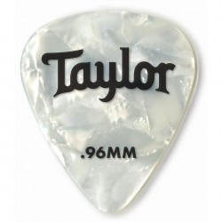 Pack puas TAYLOR 351 Celluloid White Pearl .96mm (12 Unidades) Foto: C:QuerryFotos WebPack puas TAYLOR 351 Celluloid White Pearl