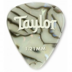 Pack puas TAYLOR 351 Celluloid Abalone 1.21mm (12 Unidades) Foto: C:QuerryFotos WebPack puas TAYLOR 351 Celluloid Abalone 1