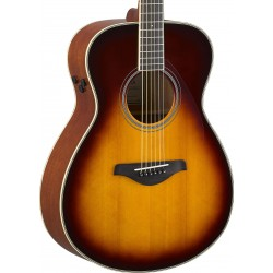 Guitarra Acustica YAMAHA TransAcoustic FS-TA Brown Sunburst Foto: C:QuerryFotos WebGuitarra Acustica YAMAHA TransAcoustic FS-TA