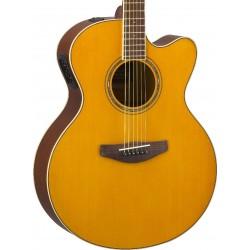 Guitarra Acustica YAMAHA CPX600 Vintage Tint Foto: C:QuerryFotos WebGuitarra Acustica YAMAHA CPX600 Vintage Tint
