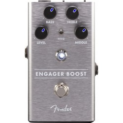 Pedal FENDER Engager Boost Foto: C:QuerryFotos WebPedal FENDER Engager Boost