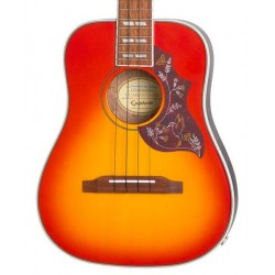 Ukelele EPIPHONE Hummingbird Faded Cherry Sunburst Tenor