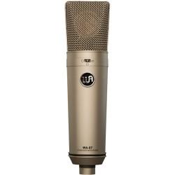 Microfono WARM AUDIO WA-87 Foto: C:QuerryFotos WebMicrofono WARM AUDIO WA-87