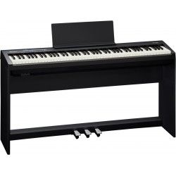 Set Piano Digital ROLAND FP-30 BK