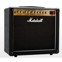Amplificador MARSHALL DSL20 Foto: C:QuerryFotos WebAmplificador MARSHALL DSL20