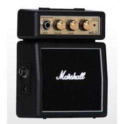 Amplificador MARSHALL Mini MS-2 Foto: C:QuerryFotos WebAmplificador MARSHALL Mini MS2