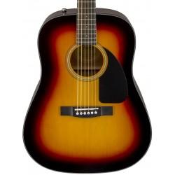 Guitarra Acustica FENDER CD-60 V3 Sunburst Foto: C:QuerryFotos WebGuitarra Acustica FENDER CD-60 V3 Sunburst
