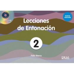 Sierra F. - Lecciones de entonacion V2 + CD - Real Musical Foto: C:QuerryFotos WebSierra F