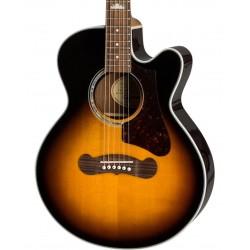 Guitarra Acustica EPIPHONE EJ-200 Coupe Vintage Sunburst Foto: C:QuerryFotos WebGuitarra Acustica EPIPHONE EJ-200 Coupe Vintage