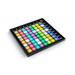 Controlador NOVATION Launchpad X Foto: C:QuerryFotos WebControlador NOVATION Launchpad X