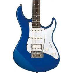Guitarra Electrica YAMAHA Pacifica 012 Dark Blue Metallic Foto: C:QuerryFotos WebGuitarra Electrica YAMAHA Pacifica 012 Dark Blu