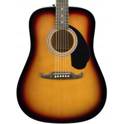 Guitarra Acustica FENDER FA-125 Sunburst Foto: C:QuerryFotos WebGuitarra Acustica FENDER FA-125 Sunburst