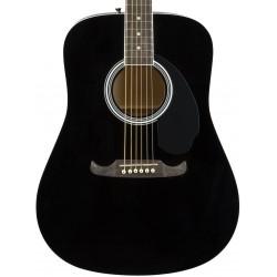 Guitarra Acustica FENDER FA-125 Black Foto: C:QuerryFotos WebGuitarra Acustica FENDER FA-125 Black