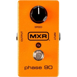 Pedal MXR M101 Phase 90 Sparkle Special Edition Foto: C:QuerryFotos WebPedal MXR M101 Phase 90 Sparkle Special Edition