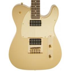 Guitarra Electrica SQUIER J5 Telecaster Frost Gold LRL Foto: C:QuerryFotos WebGuitarra Electrica SQUIER J5 Telecaster Frost Gold