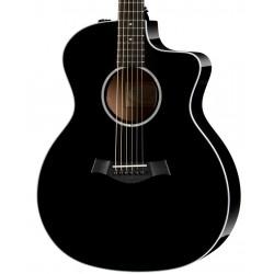 Guitarra Acustica TAYLOR 214ce-BLK DLX Foto: C:QuerryFotos WebGuitarra Acustica TAYLOR 214ce-BLK DLX
