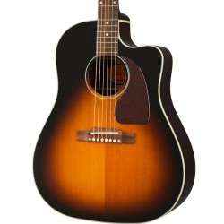 Guitarra Acustica EPIPHONE Masterbilt J45 EC Aged Vintage Sunburst Gloss Foto: C:QuerryFotos WebGuitarra Acustica EPIPHONE Maste