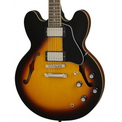 Guitarra Electrica EPIPHONE ES-335 Vintage Sunburst Foto: C:QuerryFotos WebGuitarra Electrica EPIPHONE ES-335 Vintage Sunburst