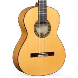 Guitarra Flamenca ALHAMBRA 5F + G (con golpeador) Foto: C:QuerryFotos WebGuitarra Flamenca ALHAMBRA 5F + G (con golpeador)