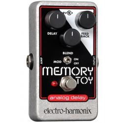 Pedal ELECTRO HARMONIX Memory Toy Foto: C:QuerryFotos WebPedal ELECTRO HARMONIX Memory Toy