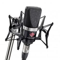 Microfono NEUMANN TLM 102 Studio set Black Foto: C:QuerryFotos WebMicrofono NEUMANN TLM 102 Studio set Black