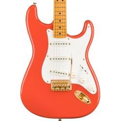 Guitarra Electrica SQUIER FSR Classic Vibe 50s Strato Fiesta Red MN Foto: C:QuerryFotos WebGuitarra Electrica SQUIER FSR Classic