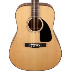 Guitarra Acustica FENDER CD-60 V3 Natural con estuche Foto: C:QuerryFotos WebGuitarra Acustica FENDER CD-60 V3 Natural con estuc