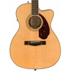 Guitarra Acustica FENDER PM-3 Standard Triple-0 Natural Foto: C:QuerryFotos WebGuitarra Acustica FENDER PM-3 Standard Triple-0 N
