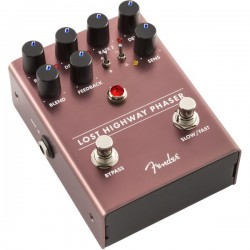 Pedal Fender Lost Highway Phaser Foto: C:QuerryFotos WebPedal Fender Lost Highway Phaser-3