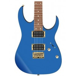 Guitarra Electrica IBANEZ RG421GLBM Laser Blue Matte Foto: C:QuerryFotos WebGuitarra Electrica IBANEZ RG421GLBM Laser Blue Matte