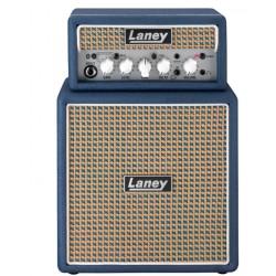 Amplificador Laney Ministack B Lion Foto: C:QuerryFotos WebAmplificador Laney Ministack B Lion