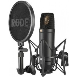 Microfono RODE NT1 KIT Complete Vocal Recording Foto: C:QuerryFotos WebMicrofono RODE NT1 KIT Complete Vocal Recording-1