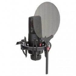 Microfono SE ELECTRONIC X1 S Vocal Pack Foto: C:QuerryFotos WebMicrofono SE ELECTRONIC X1 S Vocal Pack-1
