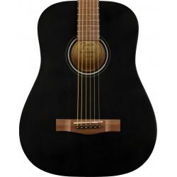 Guitarra Acustica FENDER FA 15  WN Black Foto: C:QuerryFotos WebGuitarra Acustica FENDER FA 15  WN Black