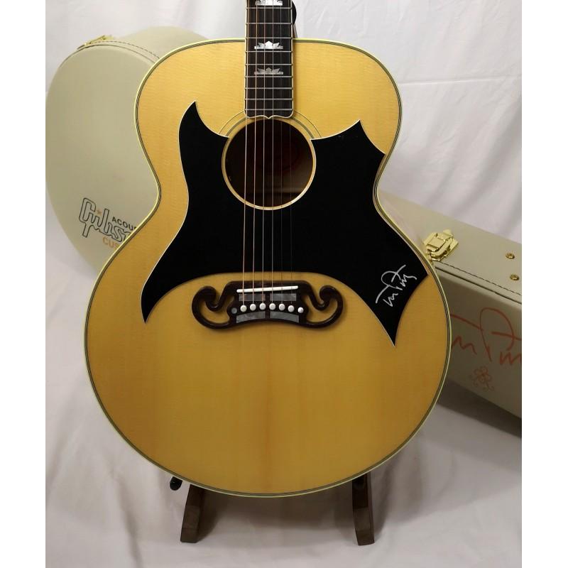Guitarra Acustica GIBSON SJ-200 Tom Petty Wildflower Foto: C:QuerryFotos WebGuitarra Acustica GIBSON SJ-200 Tom Petty Wildflower